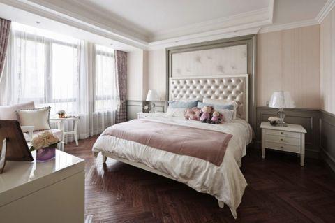 卧室吊顶古典风格效果图