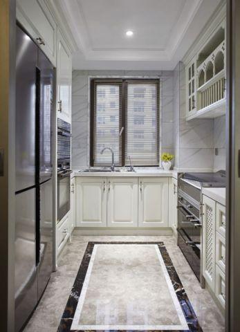 厨房吊顶古典风格装潢设计图片