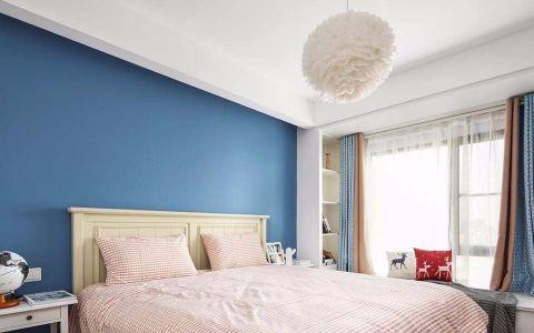 卧室吊顶混搭风格装饰图片