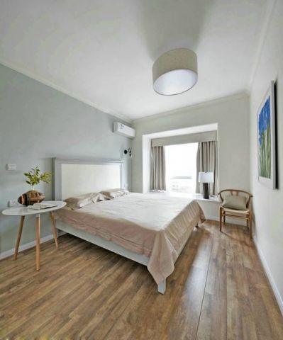 4.5万预算50平米一室两厅装修效果图