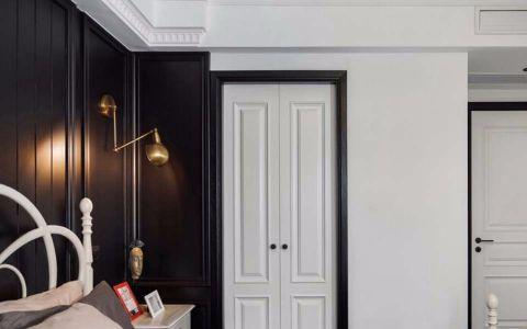 卧室门厅混搭风格效果图