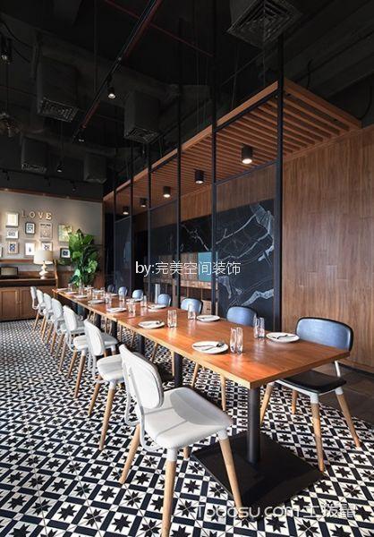 餐厅餐桌装修图片