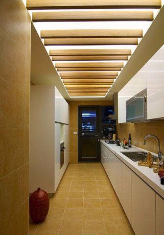 厨房吊顶东南亚风格效果图