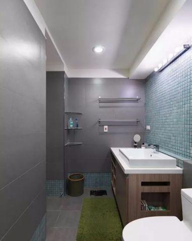 卫生间吊顶现代简约风格装修设计图片