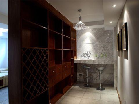 玄关吧台现代风格装潢图片