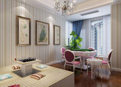 阳光房榻榻米欧式风格装潢设计图片