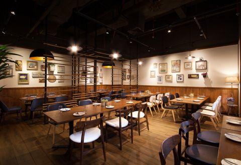 新北区餐厅装修效果图