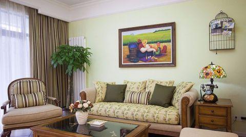 11万预算100平米三室两厅装修效果图