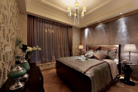 卧室吊顶新古典风格装修图片