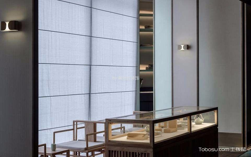 川式餐厅休息区装饰设计图片