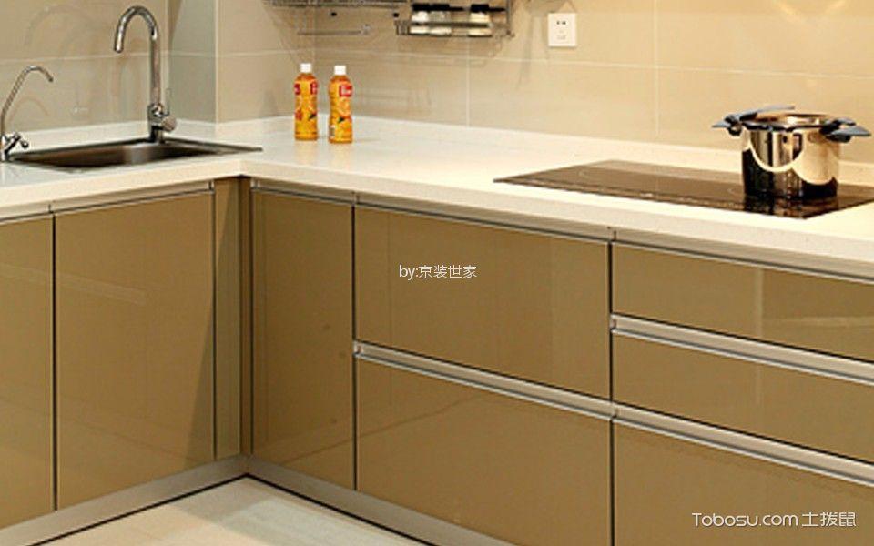 厨房白色细节现代简约风格装饰效果图