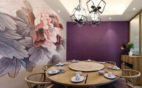 上海菜餐馆装修效果图