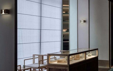 平山茶花川式餐厅装修效果图