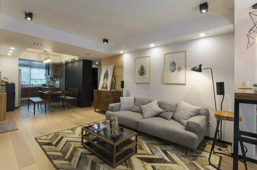 3室2卫2厅138平米现代风格