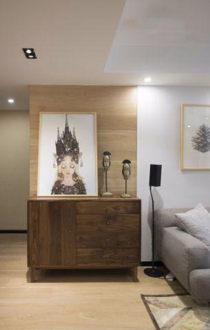玄关吧台现代风格装饰图片