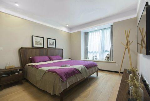 卧室飘窗现代风格装饰效果图