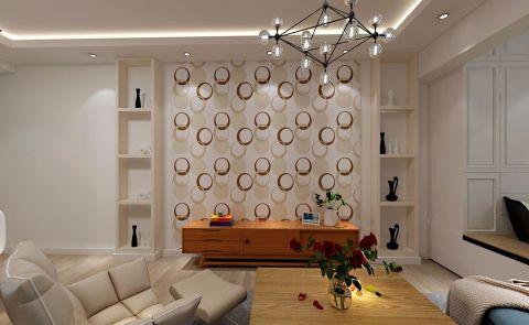 客厅电视柜现代风格效果图
