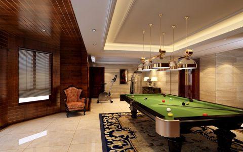 客厅走廊欧式风格装饰图片