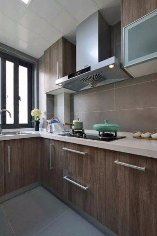 厨房橱柜简单风格装潢设计图片