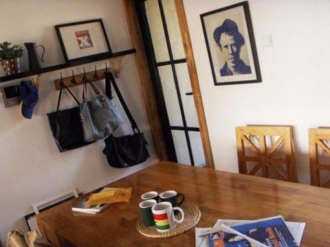 餐厅照片墙田园风格装饰效果图