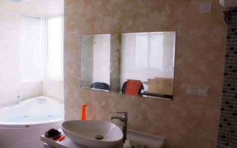 阳光城新界90平现代简约风格 客厅   卧室  背景墙