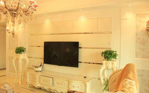 2020欧式客厅装修设计 2020欧式背景墙装修设计