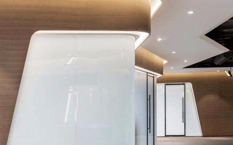 600平米超市办公室装修效果图