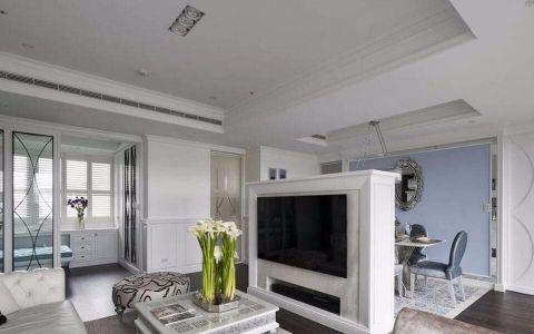 客厅新古典风格装饰图片