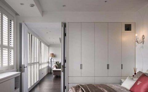 卧室走廊新古典风格效果图