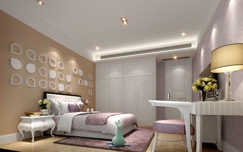 卧室衣柜简欧风格装饰效果图
