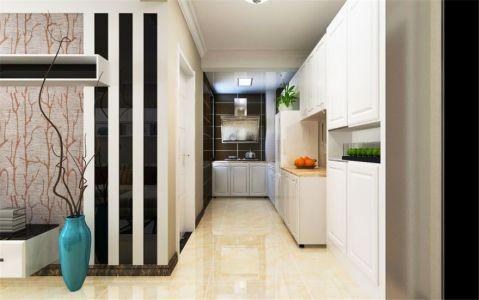 厨房走廊简约风格装饰设计图片