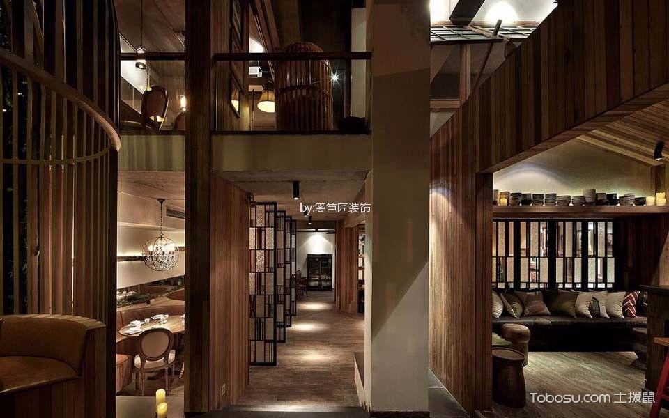 300平米餐厅走廊装修设计图片