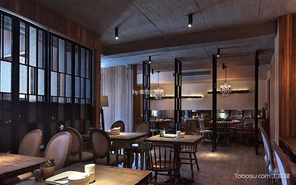300平米餐厅餐桌设计图片