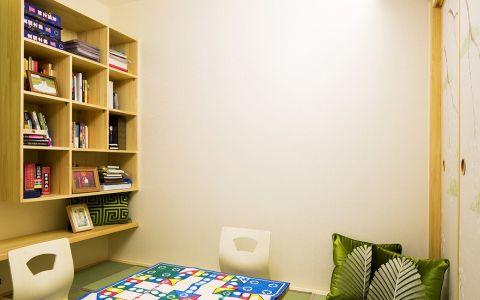 儿童房书架现代风格装修效果图