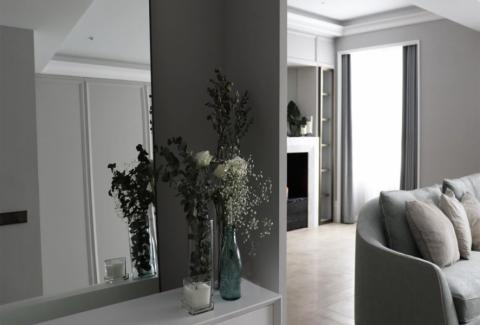 门厅北欧风格装饰设计图片