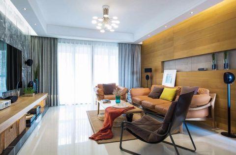 19万预算155平米四室两厅装修效果图