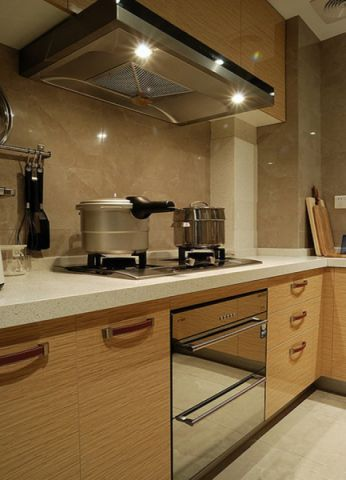厨房吧台北欧风格装饰图片