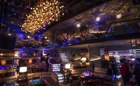 450平米酒吧装修效果图