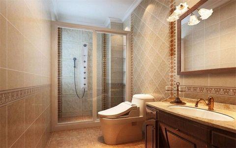 设计优雅卫生间装饰设计图片