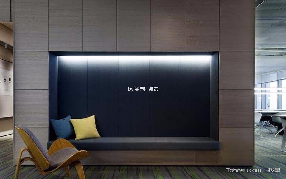 办公室背景墙设计图欣赏