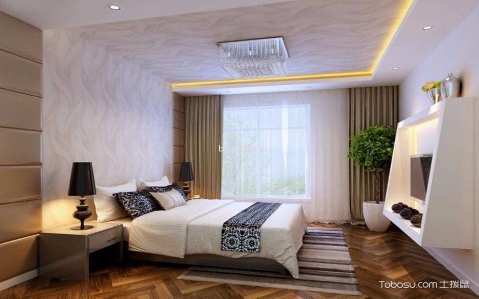 碧水源中式风格效果图  背景墙 吊顶  推拉门