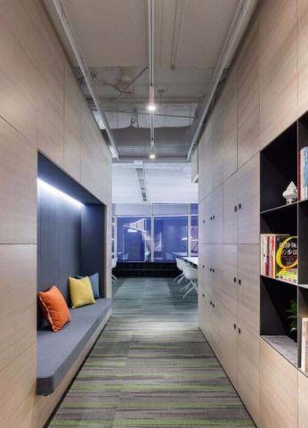 580平米办公室装修效果图