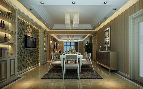 客厅照片墙现代风格装潢设计图片