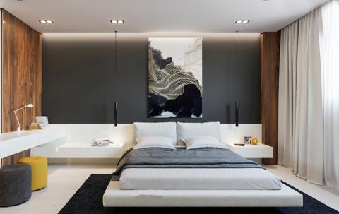 客厅背景墙新古典风格装饰图片