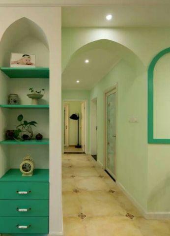客厅走廊田园风格装修效果图
