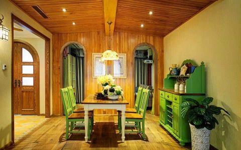 美好木格栅吊顶室内装饰