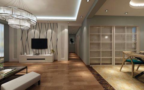 客厅走廊现代风格装饰设计图片