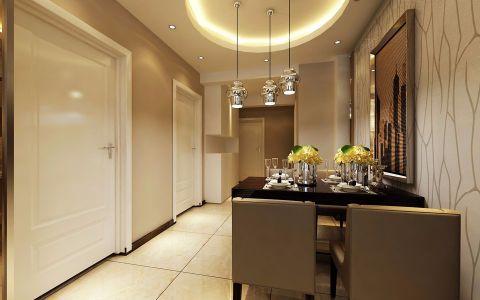 餐厅走廊现代风格装饰图片