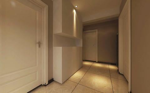 玄关走廊现代风格装潢图片
