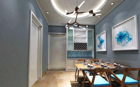 餐厅走廊现代风格装修设计图片